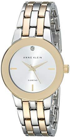 Anne-Klein-AK1931SVTT-Women-Diamond-Accented-Dial-Two-Tone-Bracelet