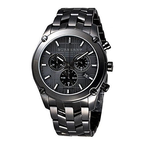 Burberry-Mens-BU1854-Heritage-Collection-Stainless-Steel-Chronograph-