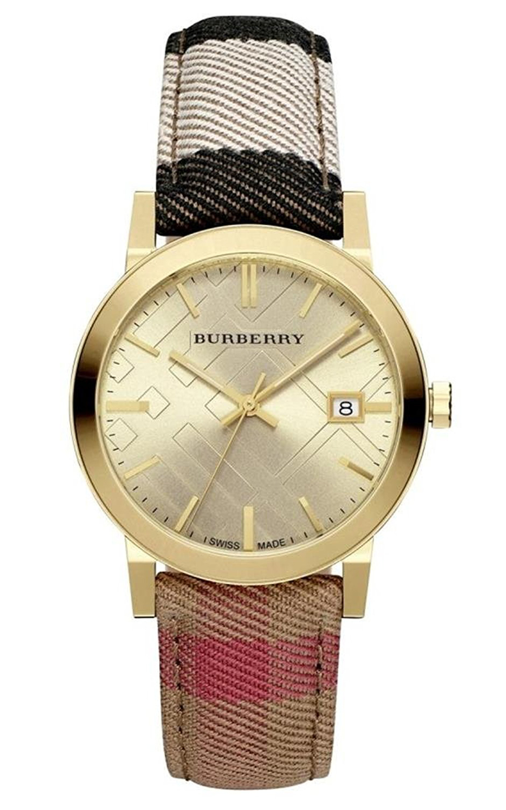 Burberry-Womens-Housecheck-Fabric-Strap-38mm-BU9041