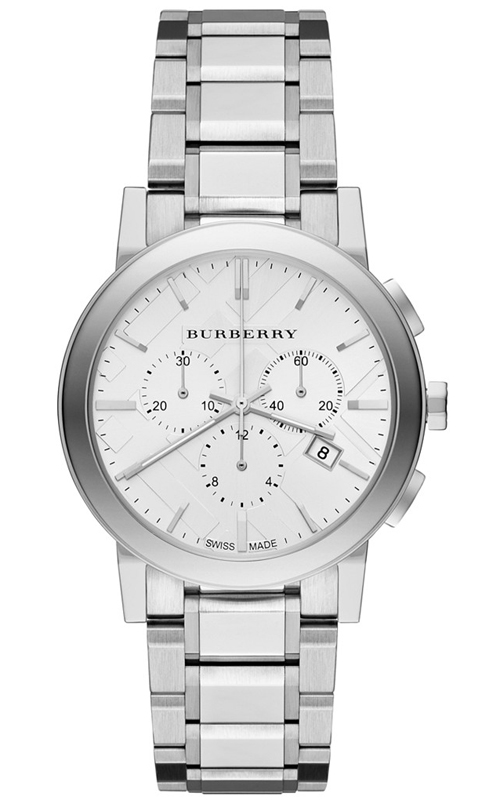 Burberry-City-Chronograph-Silver-Dial-Stainless-Steel-Ladies-BU9750