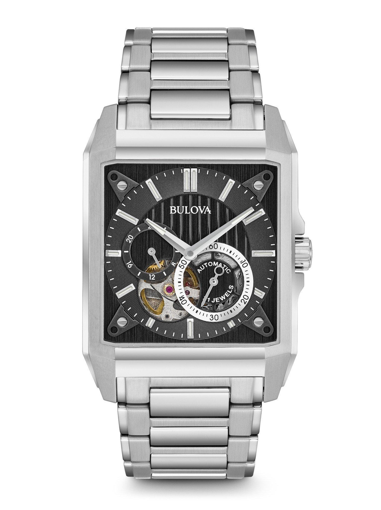 Bulova 96A194 Mens Classic Automatic Watch