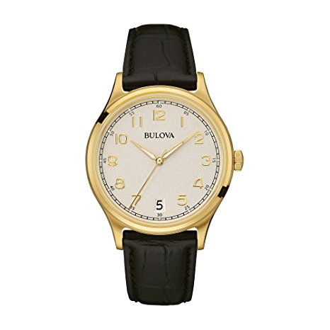 Bulova-Mens-Watch-(Model:-97B147)