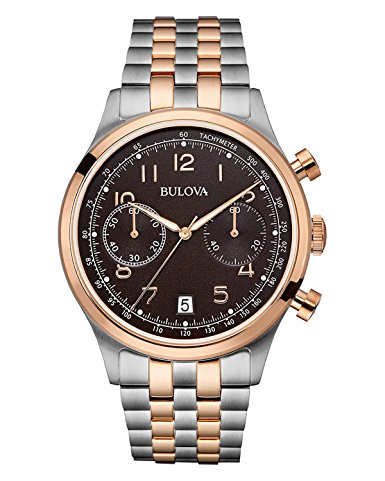 Bulova-Mens-Watch(Model:-98B248)