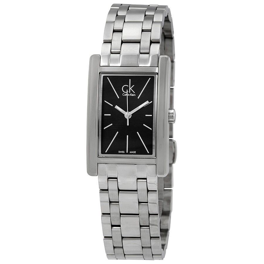 Calvin-Klein-Refine-Black-Dial-Ladies-K4P23141
