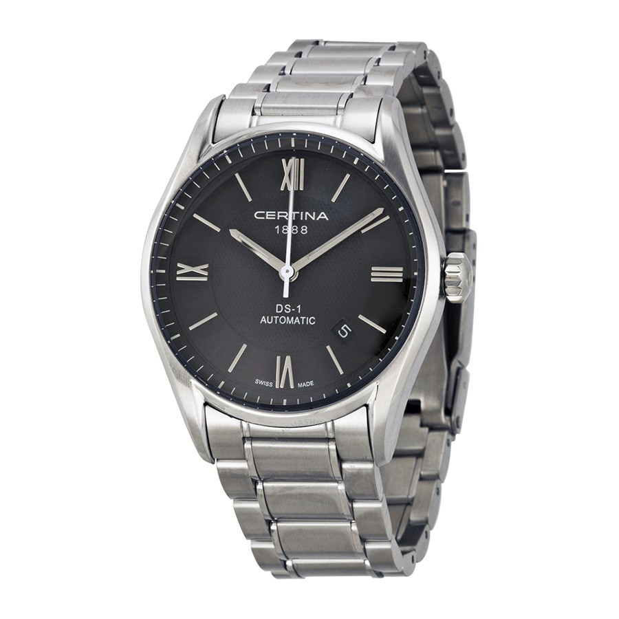 Certina-DS-1-Automatic-Black-Dial-Mens-C006.407.11.058.00-(C0064071105800)