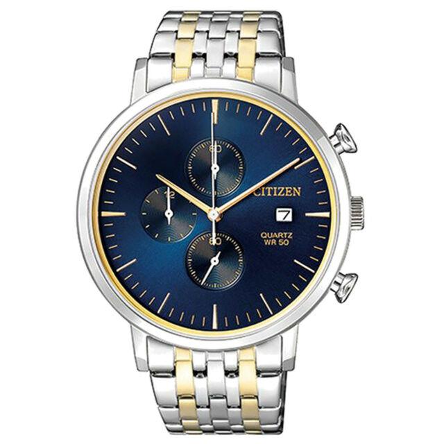 Citizen Quartz Chronograph AN3614-54L