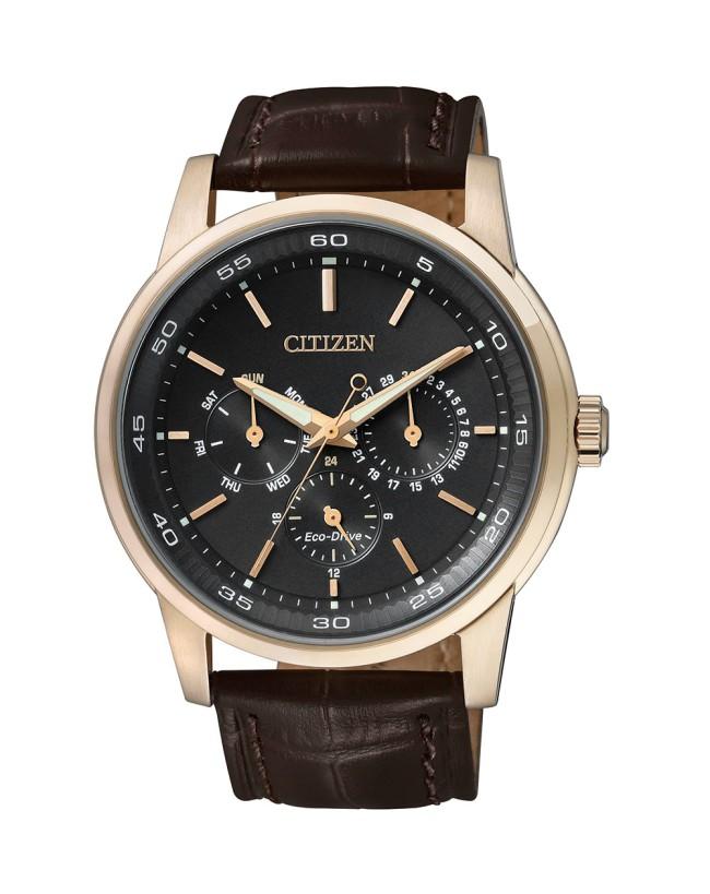 Citizen-BU2013-08E-Eco-drive-Black-Dial-Brown-Leather-Mens