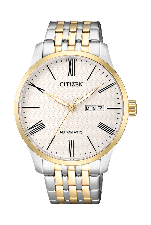 Citizen-Analog-White-Dial-Mens-Watch-NH8354-58A