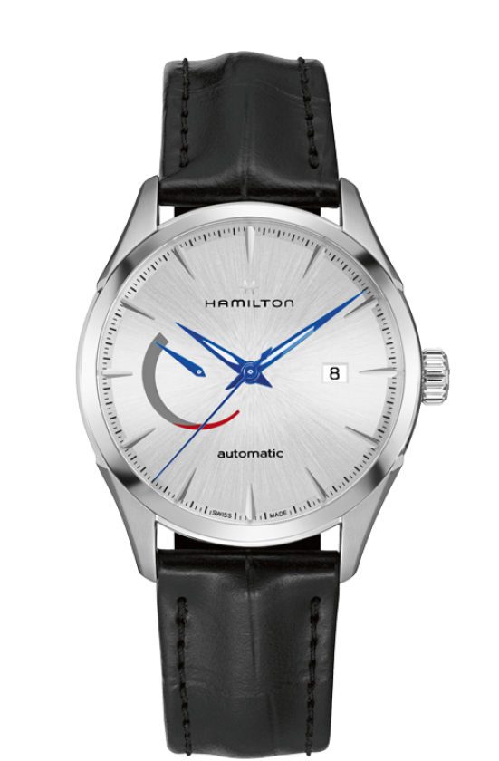 Hamilton Jazzmaster Power Reserve Automatic Mens H32635781