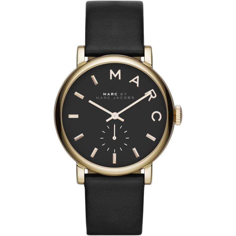 Marc-by-Marc-Jacobs-Baker-Black-Dial-Leather-Ladies-MBM1269