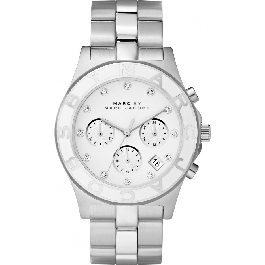 Marc-by-Marc-Jacobs-Womens-MBM3080-Blade-Classic-Stainless-Steel-Chronograph