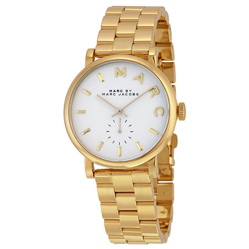 -Marc-By-Marc-Jacobs-MJ3243-White-Dial-Gold-tone-Ladies-