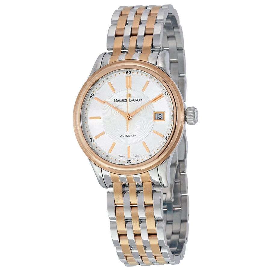 Maurice-Lacroix-Les-Classiques-Silver-Dial-Mens-Automatic-Two-tone-Steel-LC6027-PS103-131