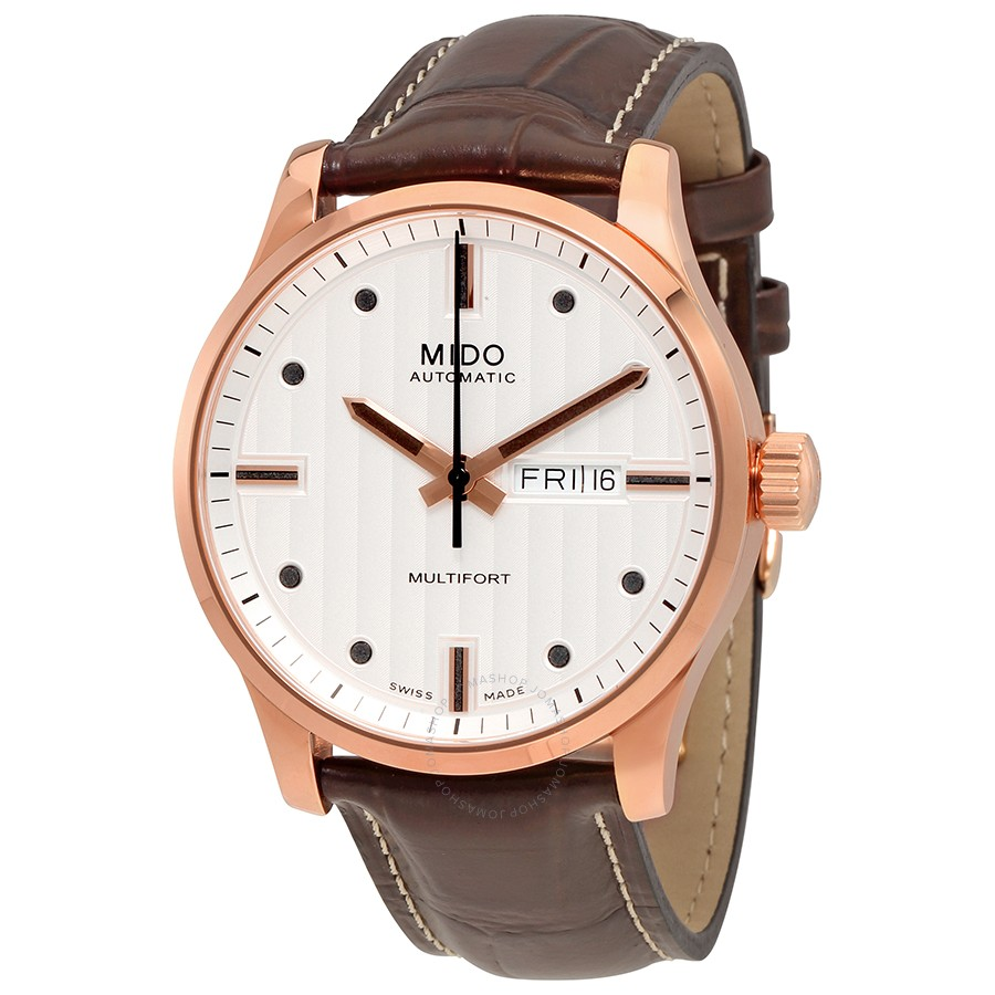 Mido Multifort Automatic Silver Dial Mens M005.430.36.031.80 (M0054303603180)