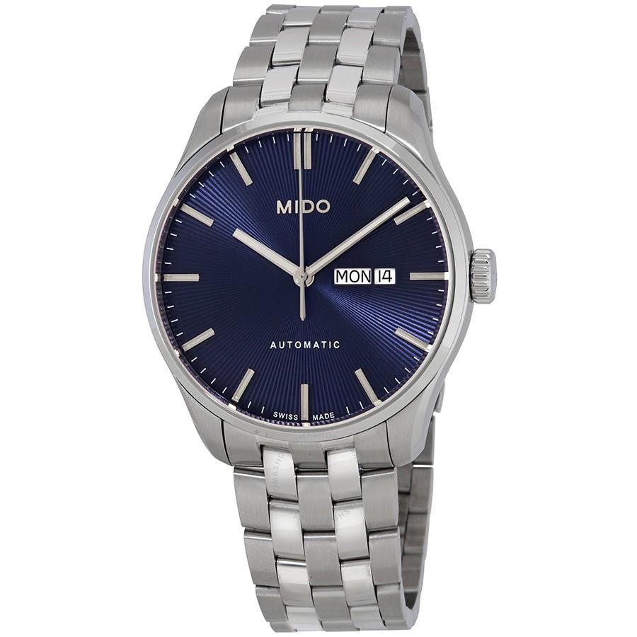 Mido-Belluna-II-Automatic-Blue-Dial-Mens-M024.630.11.041.00-(M0246301104100)