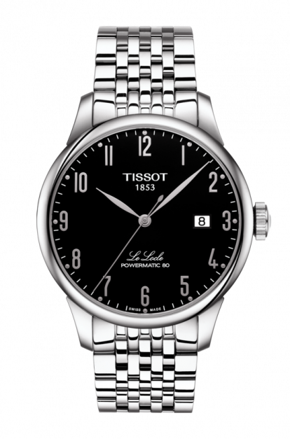 Tissot Le Locle Black Dial Automatic Mens T006.407.11.052.00 (T0064071105200)