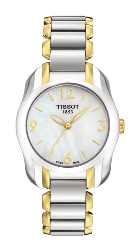 Tissot T-Wave Mother of Pearl Ladies T023.210.22.117.00 (T0232102211700)