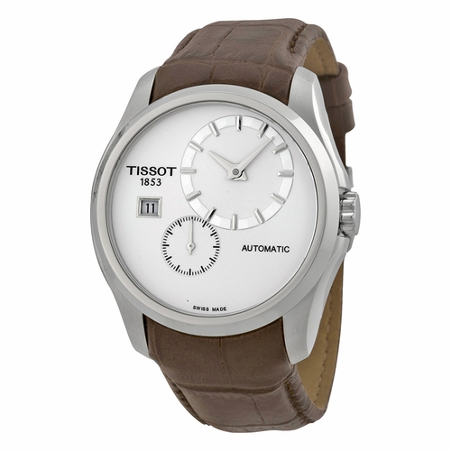 Tissot-Couturier-Automatic-Silver-Dial-Mens-T035.428.16.031.00-(T0354281603100)