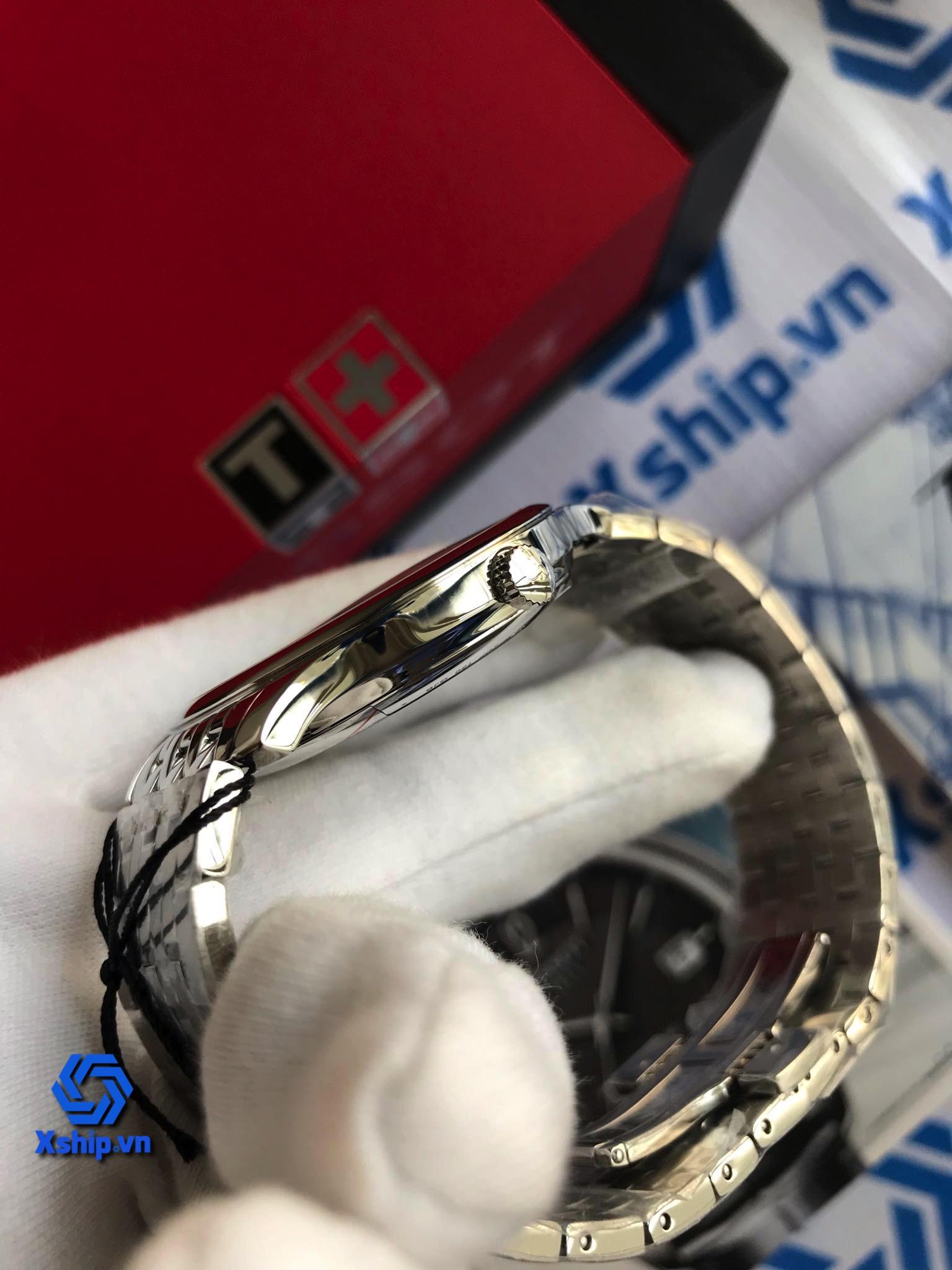 Tissot Tradition Powermatic 80 Open Heart T063.907.11.038.00 (T0639071103800)