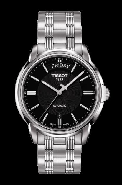 Tissot Automatics III Black Dial Mens T065.930.11.051.00 (T0659301105100)