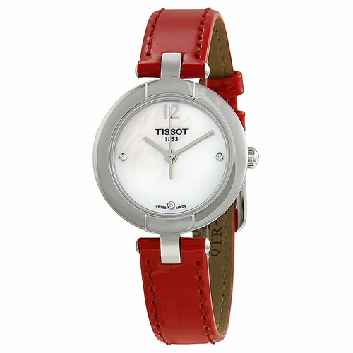 Tissot-T-Trend-Pinky-Mother-of-Pearl-Dial-Ladies-T084.210.16.116.00-(T0842101611600)