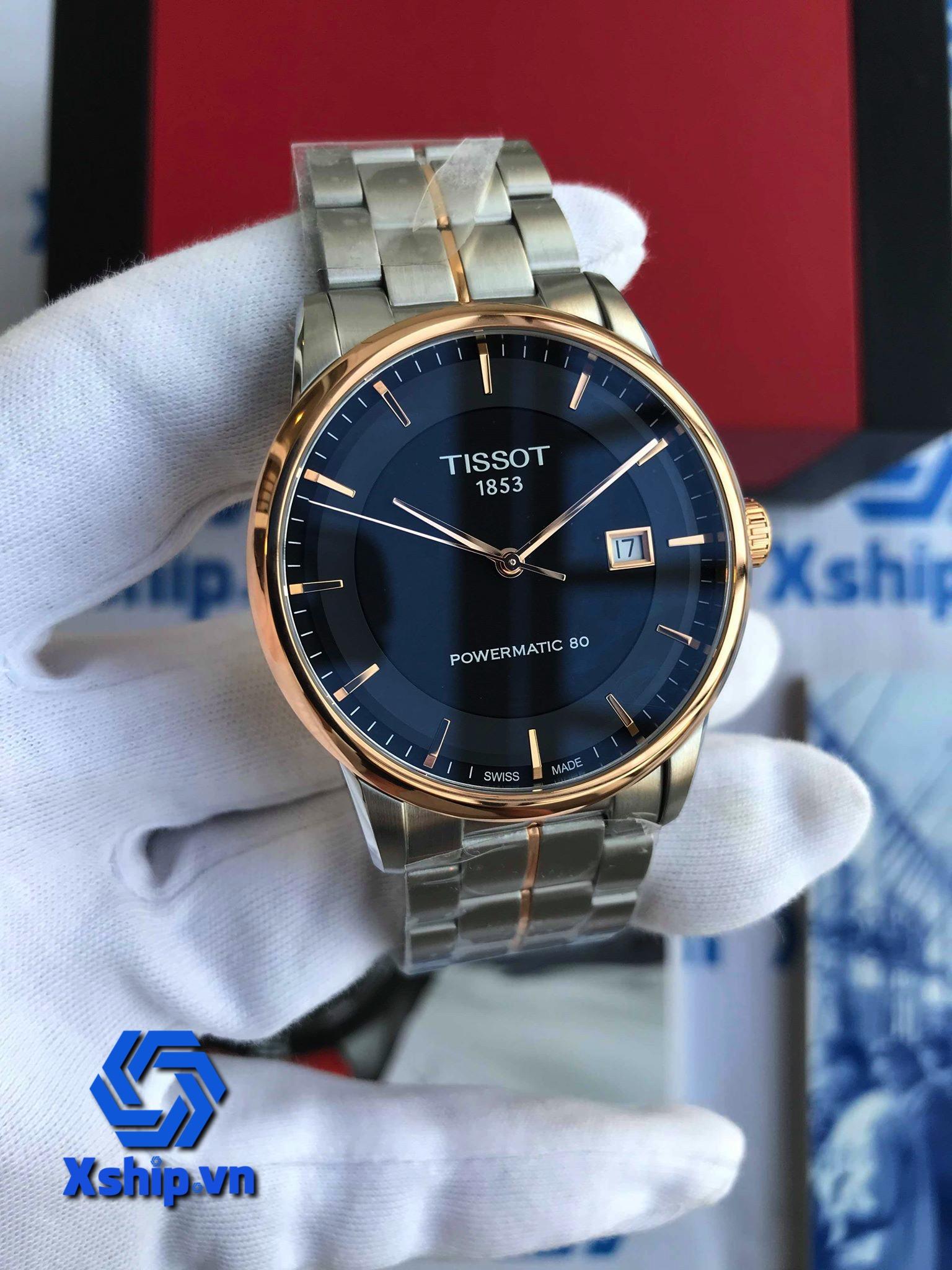 Tissot Luxury Powermatic 80 T086.407.22.051.00 (T0864072205100)