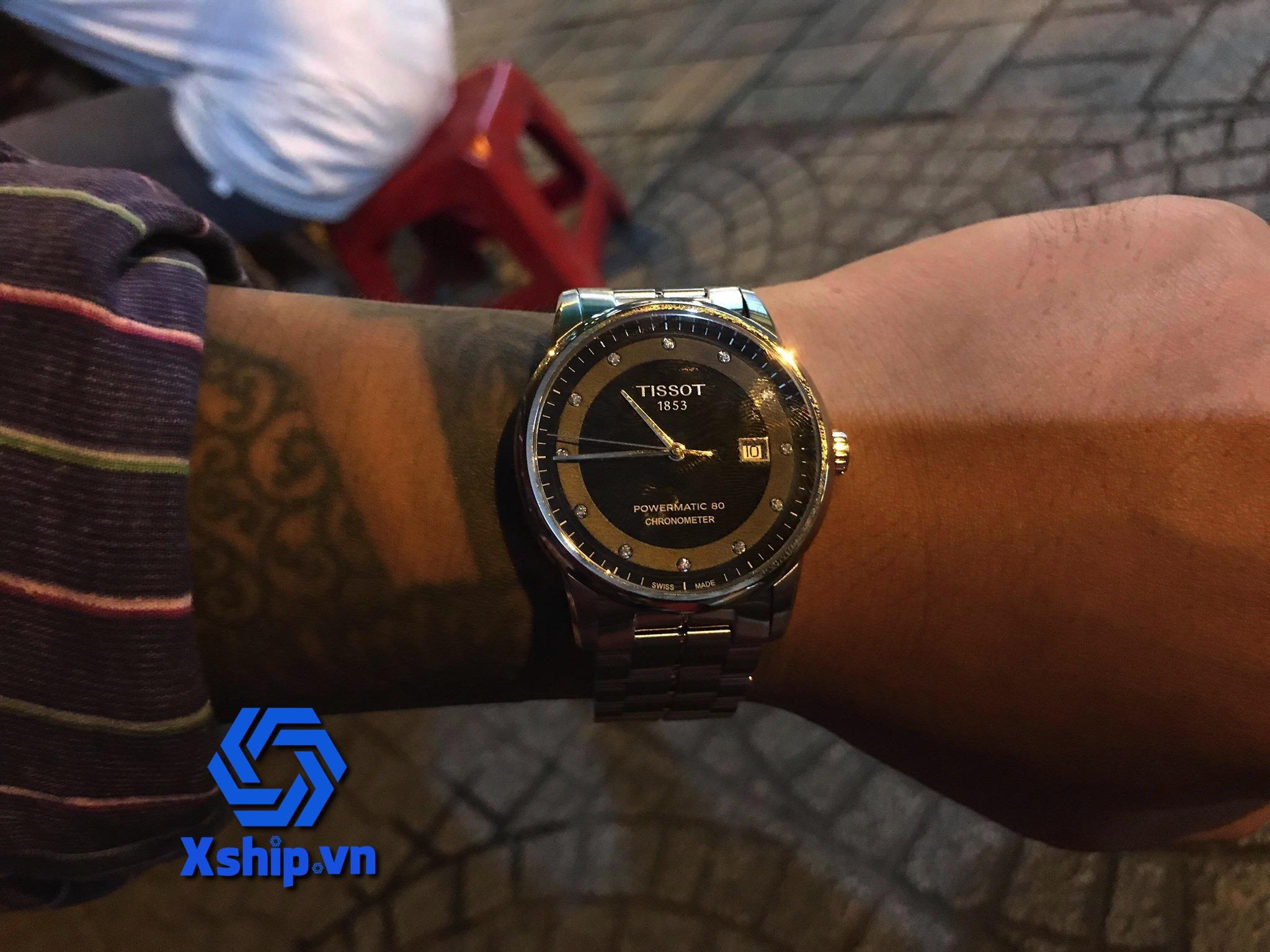 TISSOT Luxury Automatic Chronometer T086.408.11.056.00 (T0864081105600)