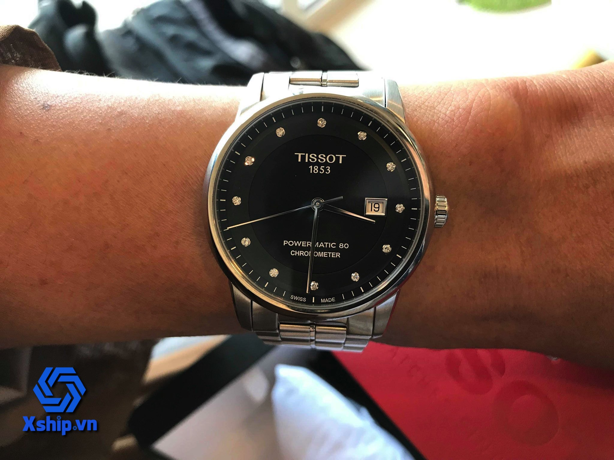 TISSOT Luxury Automatic Chronometer T086.408.11.056.00 (T0864081105600)