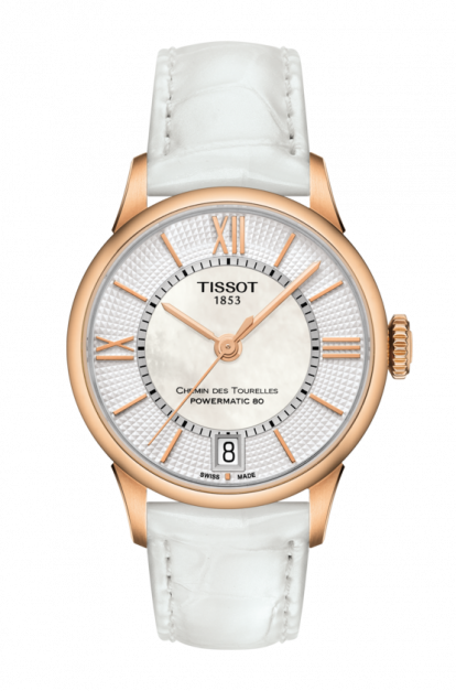 Tissot Chemin Des Tourelles Automatic Ladies T099.207.36.118.00 (T0992073611800)