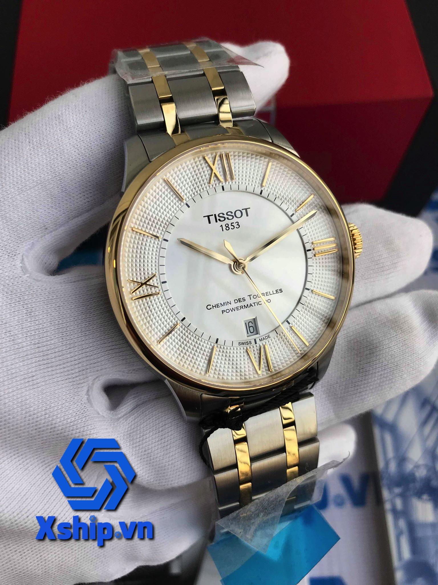 Tissot Chemin Des Tourelles Powermatic 80 T099.407.22.038.00 (T0994072203800)