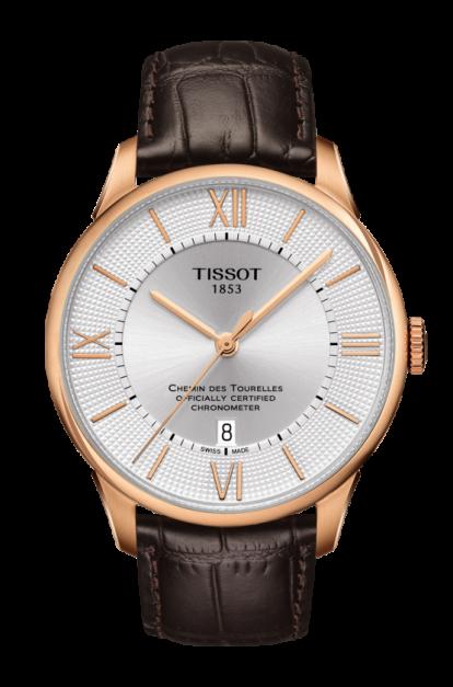 Tissot Chemin Des Tourelles Automatic Mens T099.408.36.038.00 (T0994083603800)
