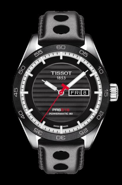 Tissot PRS 516 Powermatic 80 Automatic Mens T100.430.16.051.00 (T1004301605100)