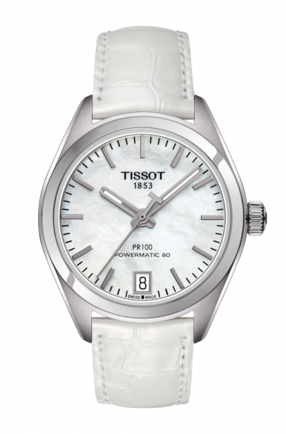 Tissot-PR-100-Automatic-Ladies-T101.207.16.111.00-(T1012071611100)