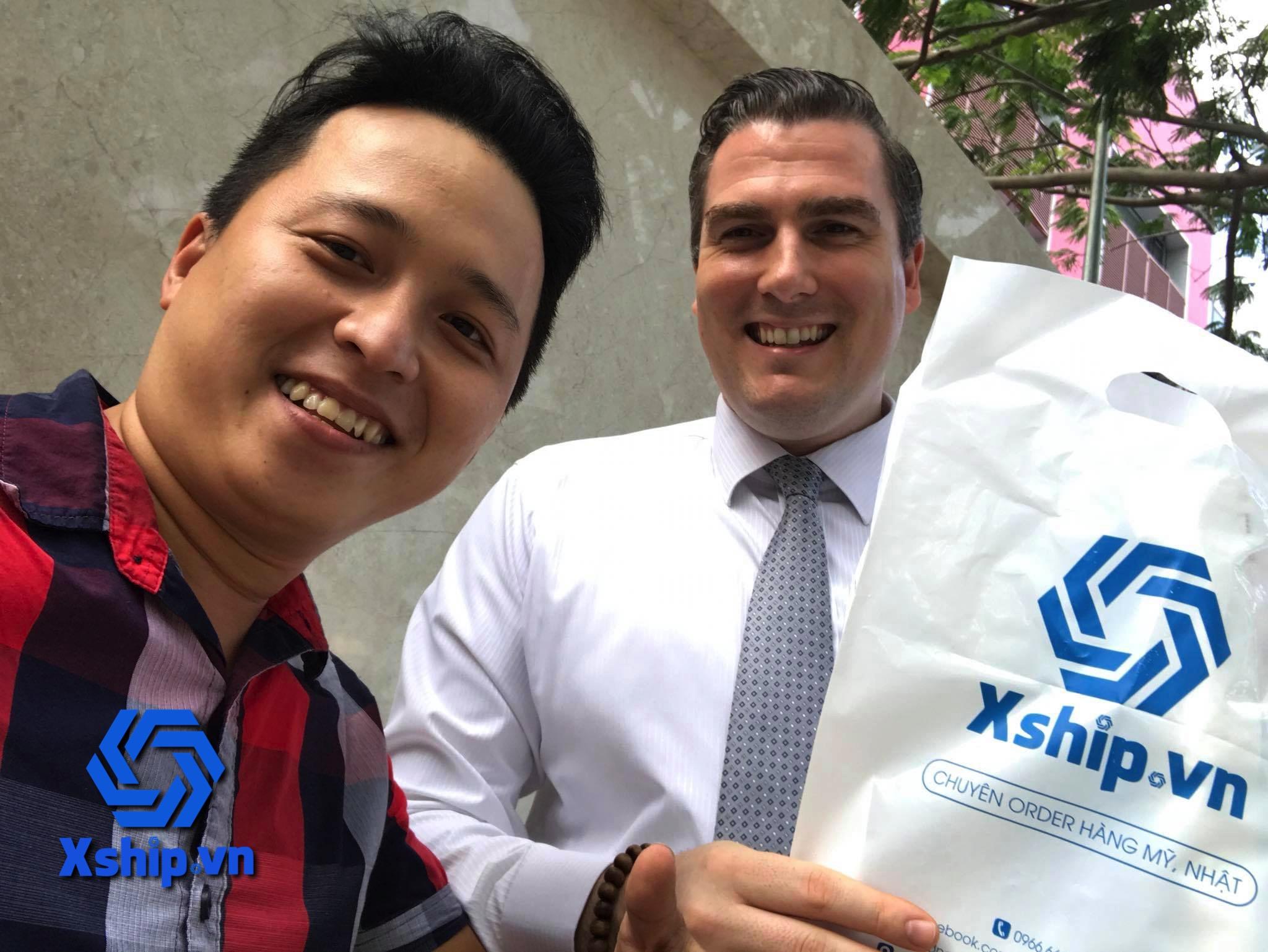 Lịch sử thương hiệu Xship.vn