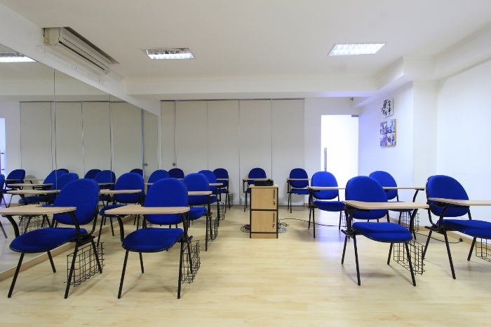 Full Training Room, Unit 2612