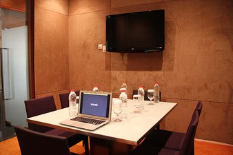thumb-paket-meeting-di-harris-hotel-and-conventions-kelapa-gading,-twinky-room-2