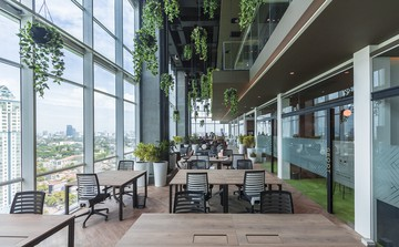 photo of Coworking space di Multivision Tower 3 0