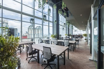 photo of Coworking space di Multivision Tower 3 2