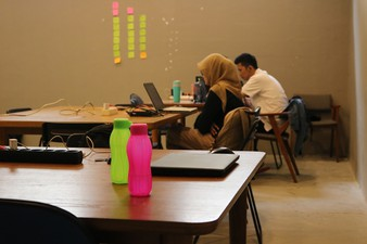 photo of Classroom di Conclave Simatupang 5 1