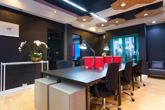photo of Coworking space di Ren Office Puri Indah 4 0