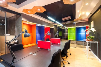 photo of Coworking space di Ren Office Puri Indah 0 1