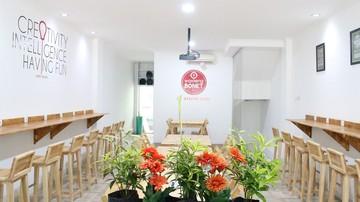 photo of Coworking space di Waroeng Bonet 2 0