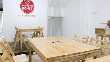 photo of Coworking space di Waroeng Bonet 3 1