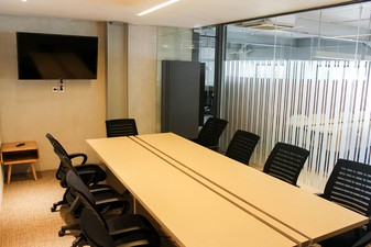 photo of Meeting Room 2 di Hiveworks Co-Work & Cafe 4 1