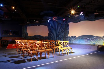 photo of XWORK - Theater Area Jakarta Aquarium Indonesia, Jakarta Aquarium Indonesia 1 1