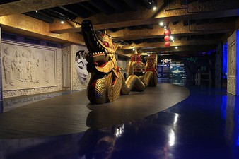 photo of XWORK - Theater Area Jakarta Aquarium Indonesia, Jakarta Aquarium Indonesia 1 5