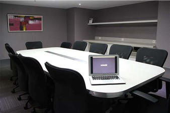 photo of Boardroom (Lobby Area) di Favehotel Puri Indah 2 1
