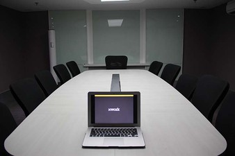 photo of Boardroom (Lobby Area) di Favehotel Puri Indah 2 2