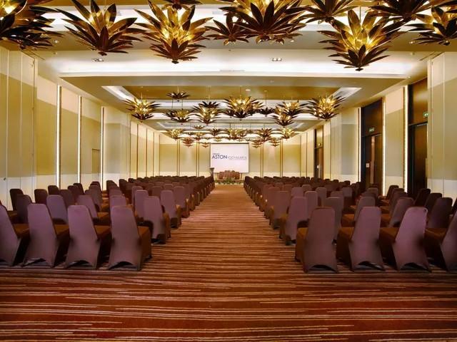 Sewa Paket Meeting Lotus Ballroom Di Grand Aston Yogyakarta Xwork