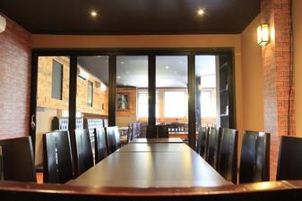 photo of Code 1 Room di Seven Code Coffee and Resto 3 4